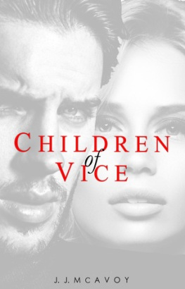 Children of Vice - JJ McAvoy